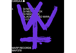 VARIOUS - Cargaa 1 (12''+Mp3) - (Vinyl)