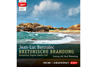 Bretonische Brandung - 1 MP3-CD - Krimi/Thriller