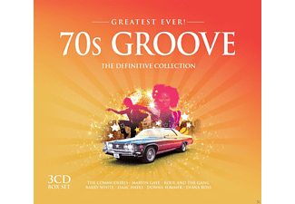 VARIOUS - 70s Groove-Greatest Ever - (CD)