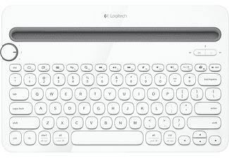 LOGITECH K480 Multi-Device Keyboard Wit