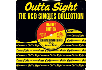 VARIOUS - The R&B Singles Collection Lp Vol.1 (Remaster/Ltd) - (Vinyl)