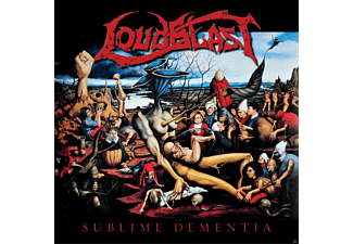 Loudblast - Sublime Dementia (Re-Release) [CD]