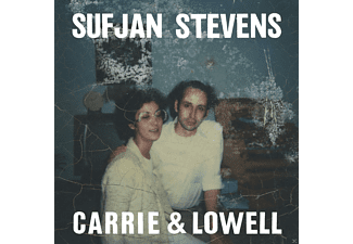 Sufjan Stevens - Carrie & Lowell - (CD)