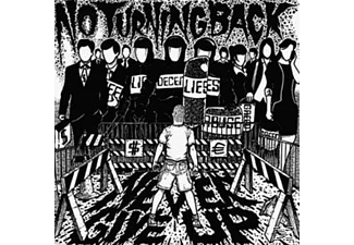No Turning Back - Never Give Up - (CD)