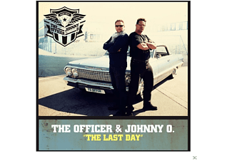 The Officer, Johnny O. - The Last Day [Maxi Single CD]