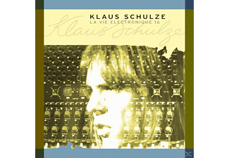 Klaus Schulze - La Vie Electronique 16 - (CD)