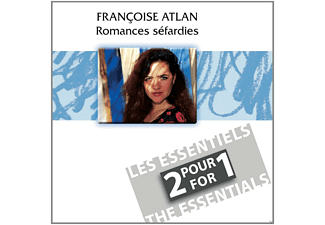 Francoise Atlan - Romance Sefardies - (CD)
