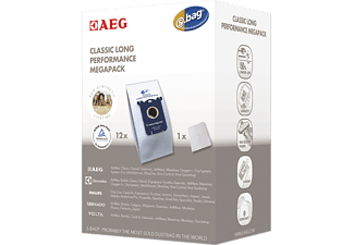 AEG Staubbeutel S-BAG Classic Long Performance Megapack (GR201M)