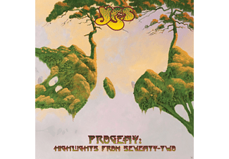 Yes - Progeny:Highlights From Seventy-Two - (CD)