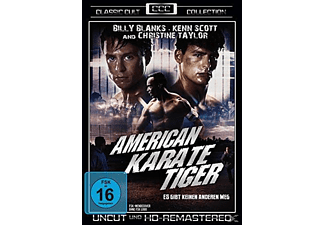 American Karate Tiger - (DVD)