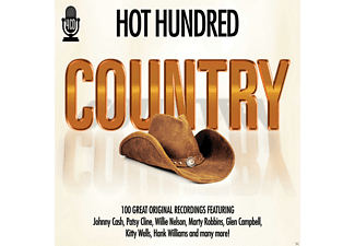 VARIOUS - Country-Hot Hundred - (CD)