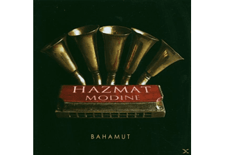 Hazmat Modine - Bahamut - (CD)