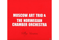 The Moscow Art Trio - Village Variations [CD]