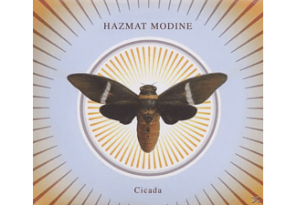 Hazmat Modine - Cicada - (CD)