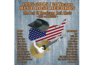 Various - Blue Rose Records-Best Of New Americana Rock Music - (CD)