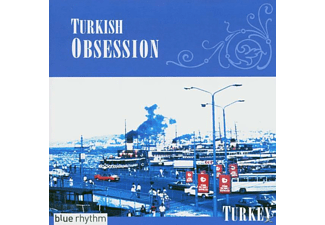 VARIOUS - Turkish Obsession - (CD)