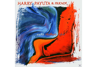 Harry Payuta - India Redhot Blue - (CD)