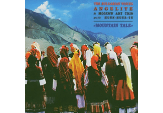 The Bulgarian Voices Angelite - Mountain Tale - (CD)