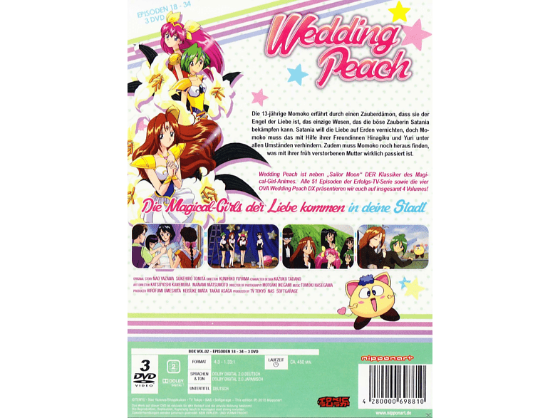 Wedding Peach - Vol. 2 [DVD]