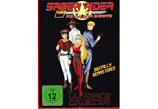 Saber Rider (Ultimate Edition) - (DVD)