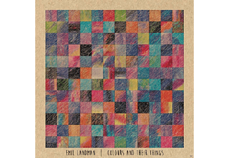 Emil Landman - Colours And Their Things - (LP + Bonus-CD)