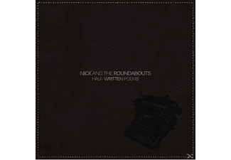 Nick And The Roundabouts - Half-Written Poems - (CD)