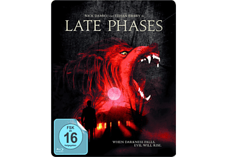Late Phases (Steel-Edition) - (Blu-ray)