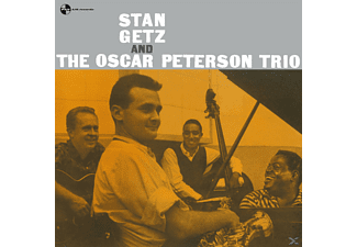 Getz, Stan & Peterson, Oscar Trio - Stan Getz And The Oscar Peterson Trio - (Vinyl)