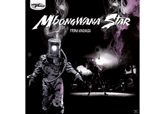Mbongwana Star - From Kinshasa [LP + Download]