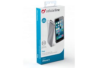 CELLULAR LINE Ultra Thin Rubber FINECIPH647T Trasparent - (00.218330)