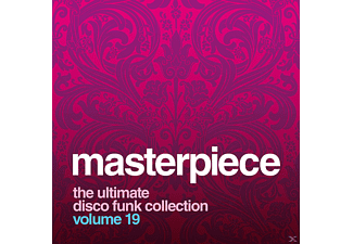 VARIOUS - Masterpiece Collection Vol.19 - (CD)