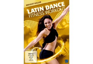 Latin Dance Fitness Workout - Weight Killer - (DVD)