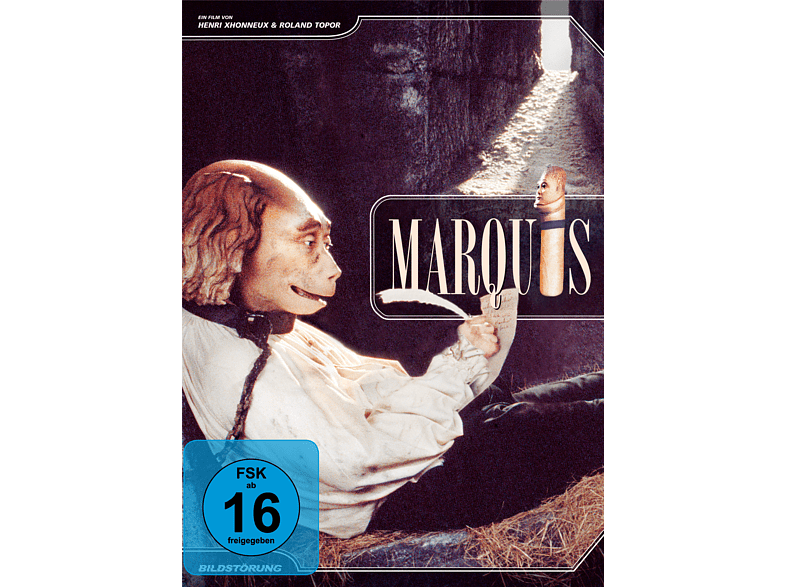 Marquis (Special Edition) [DVD]