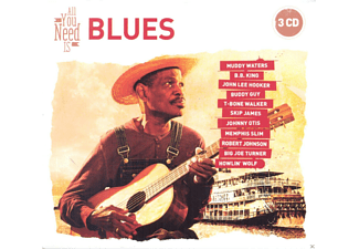 Various - All You Need Is: Blues - (CD)