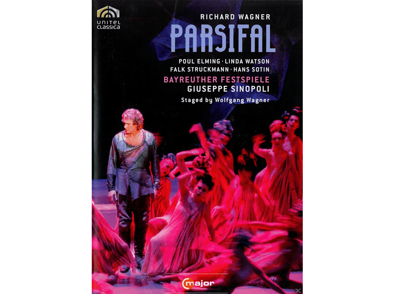 VARIOUS, Chor And Orchester Der Bayreuther Festspiele - Parsifal [DVD]