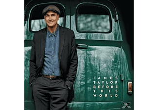 James Taylor - Before This World - (CD)