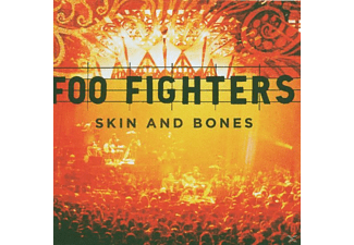 Foo Fighters - SKIN AND BONES - (CD)