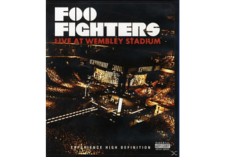 Foo Fighters - LIVE FROM WEMBLEY - (Blu-ray)