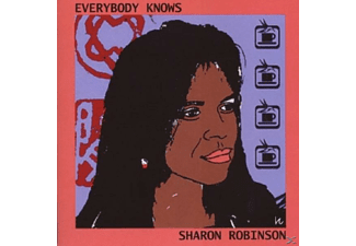 Sharon Robinson - Everybody Knows - (CD)