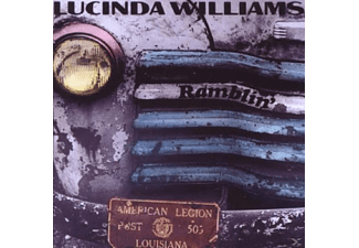 Lucinda Williams - Ramblin' [CD]
