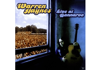 Warren Haynes - Live At Bonnaroo - (CD)