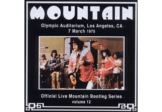 Mountain - Olympic Auditorium, La 1970 - (CD)