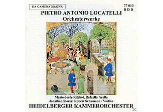 Heidelberger Kammerorchester - Concerti Grossi 1,2,8/Sonate O - (CD)