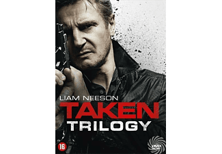 Taken Trilogy | DVD
