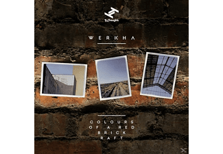 Werkha - Colours Of A Red Brick Raft [CD]