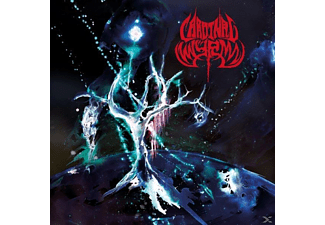 Cardinal Wyrm - Black Hole Gods - (CD)