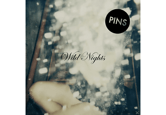 Pins - Wild Nights - (LP + Bonus-CD)