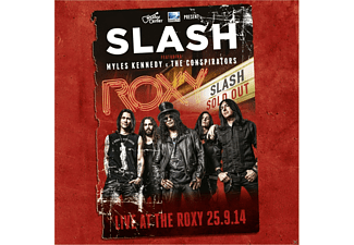 Slash & Miles Kennedy - Live At The Roxy 25.9.14 | LP