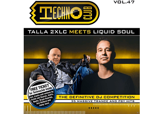 VARIOUS - Techno Club Vol.47 [CD]