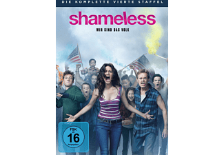 Shameless - Staffel 4 - (DVD)